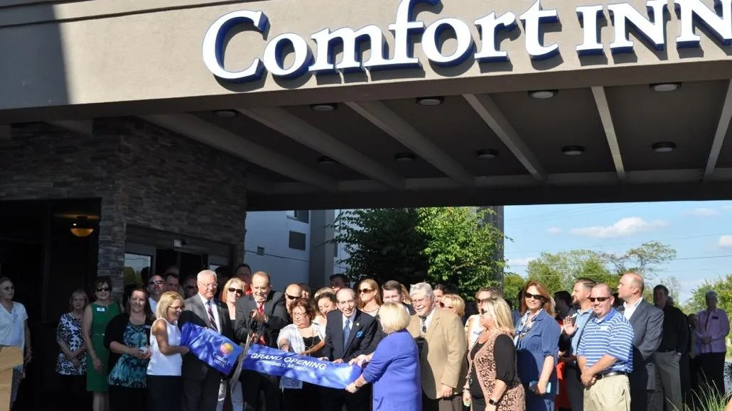 Baymont Inn Unveiled Remodeled Comfort