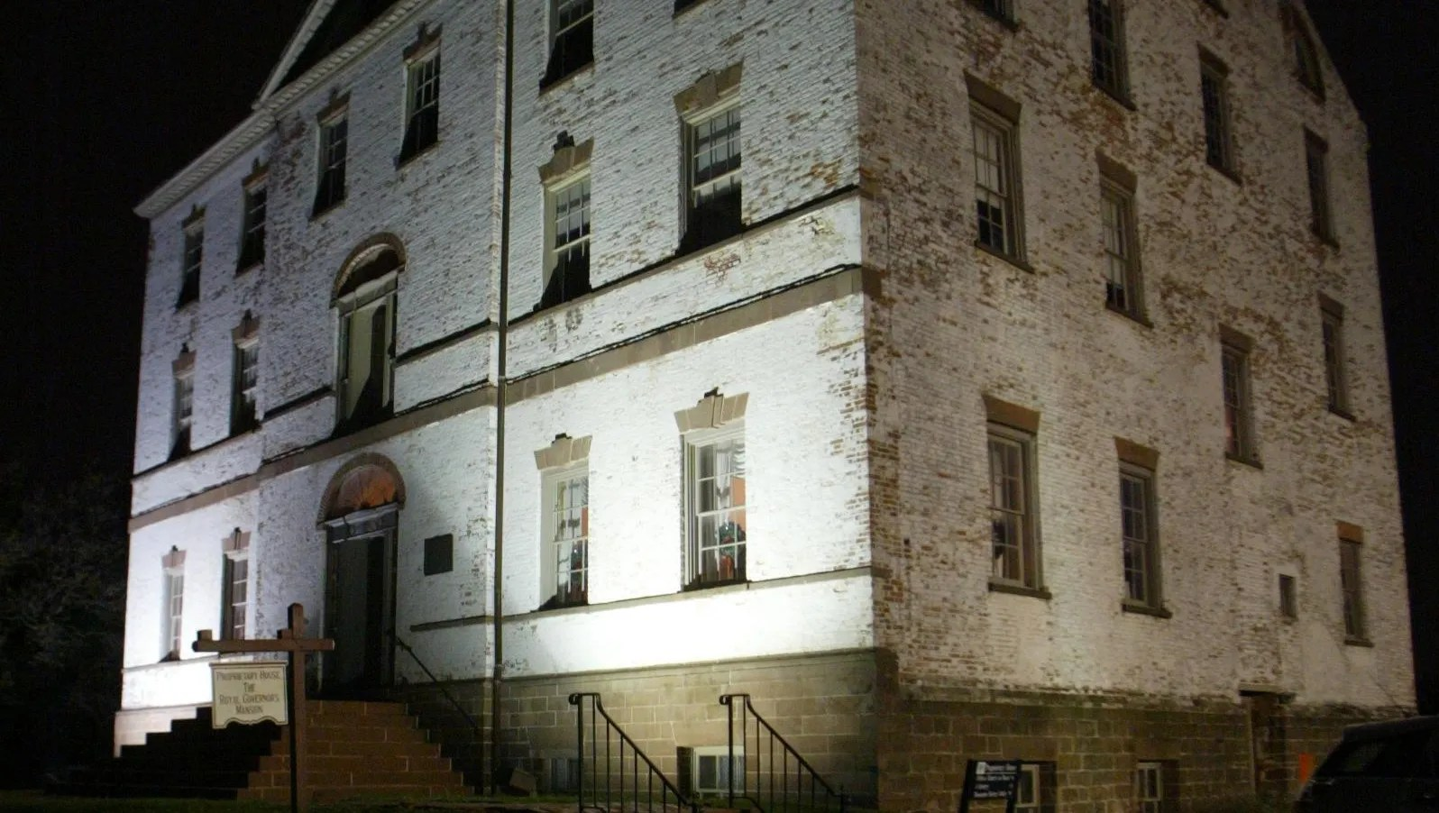 Real-life Horror 7 Scariest Haunted Places In Jersey
