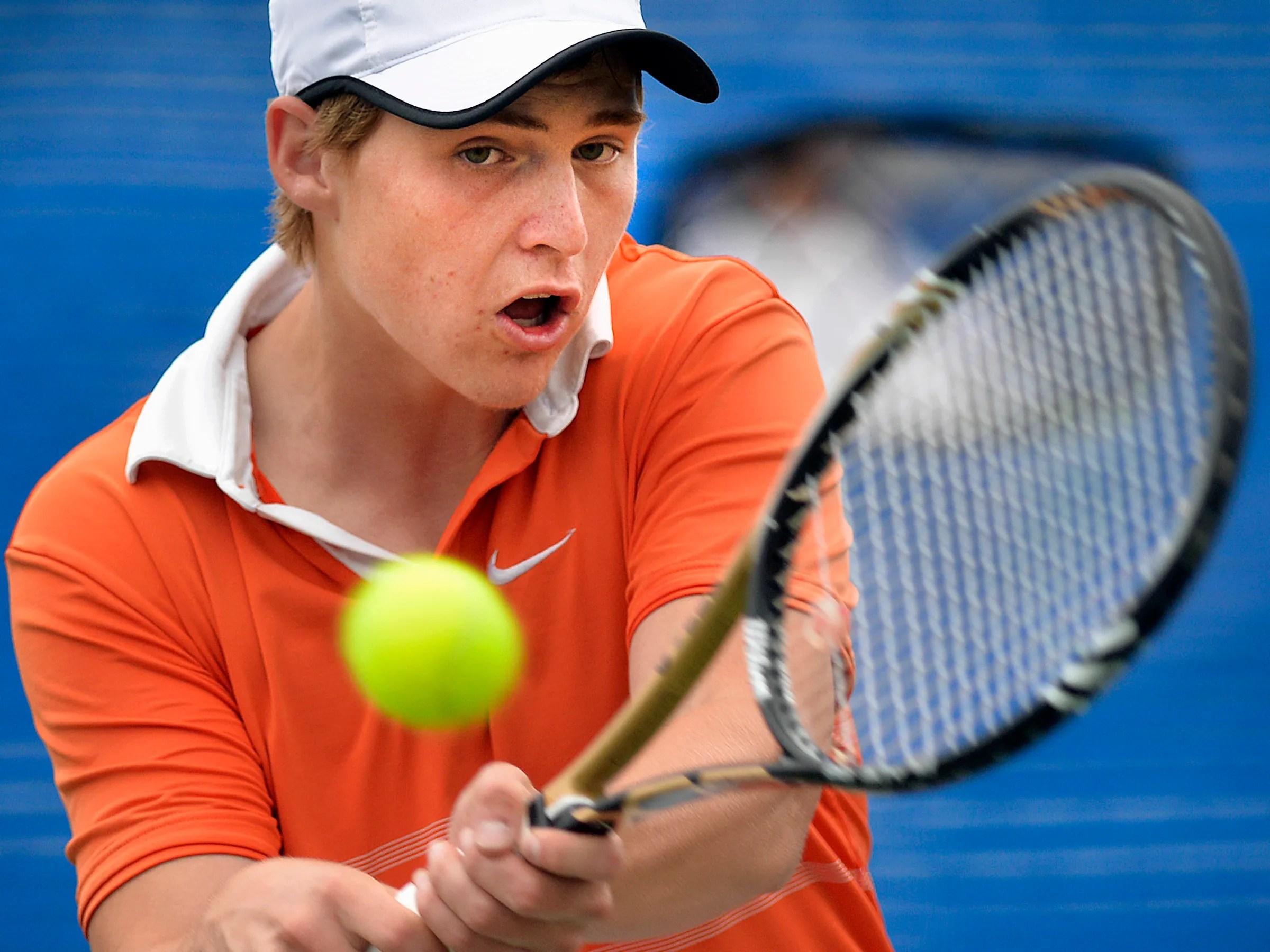 Boys Tennis Tech Takes A Thriller