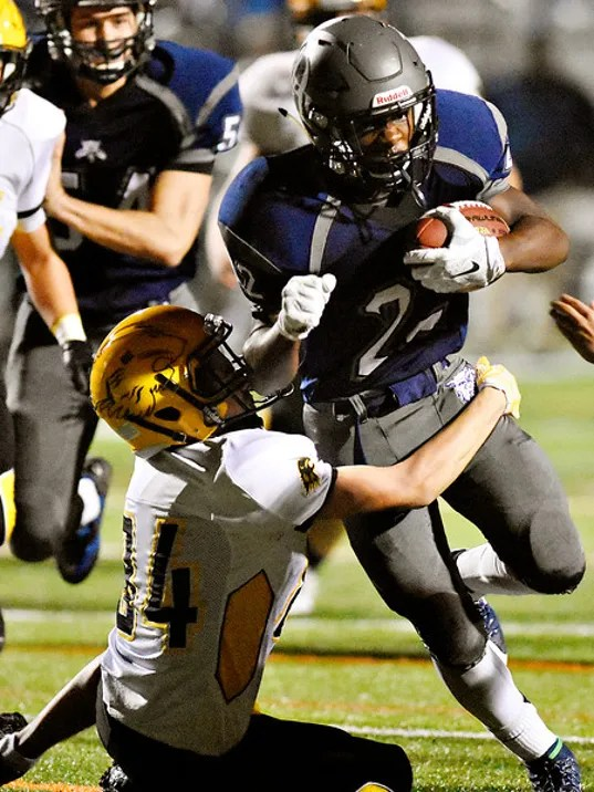 Red Lion vs Dallastown football 11/06/2015