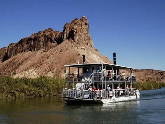 Ros y lagos en Arizona