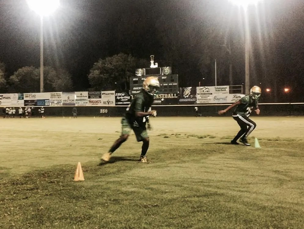 Trojans embrace Midnight Madness | USA TODAY High School ...