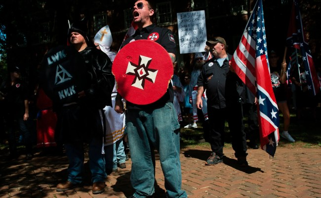 Charlottesville Hate Speech Is Not Against The Law