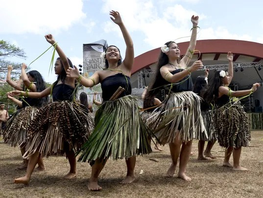 Attend Experience culture of Guam and region at annual