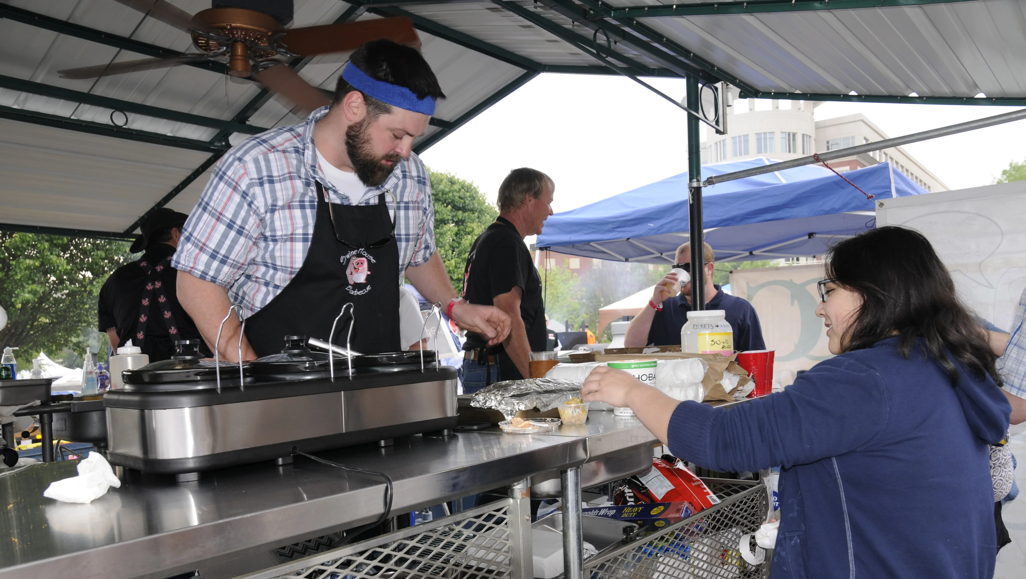 These 4 Spring Food Events In Greenville Sc Celebrate The