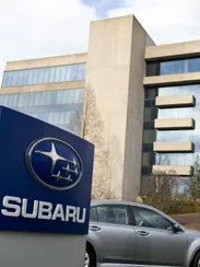 Subaru is moving from Cherry Hill to Camden with the