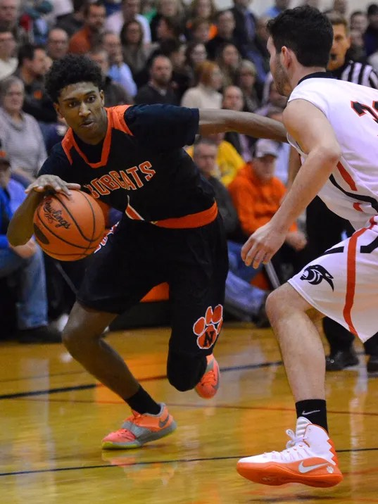 Northeastern vs Central York boys' basketball
