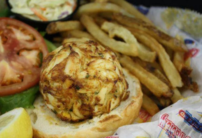 Crabcake Factory Usa Named Best Crabcake By Usa Today