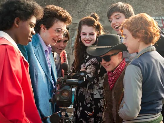 Image result for sing street costumes