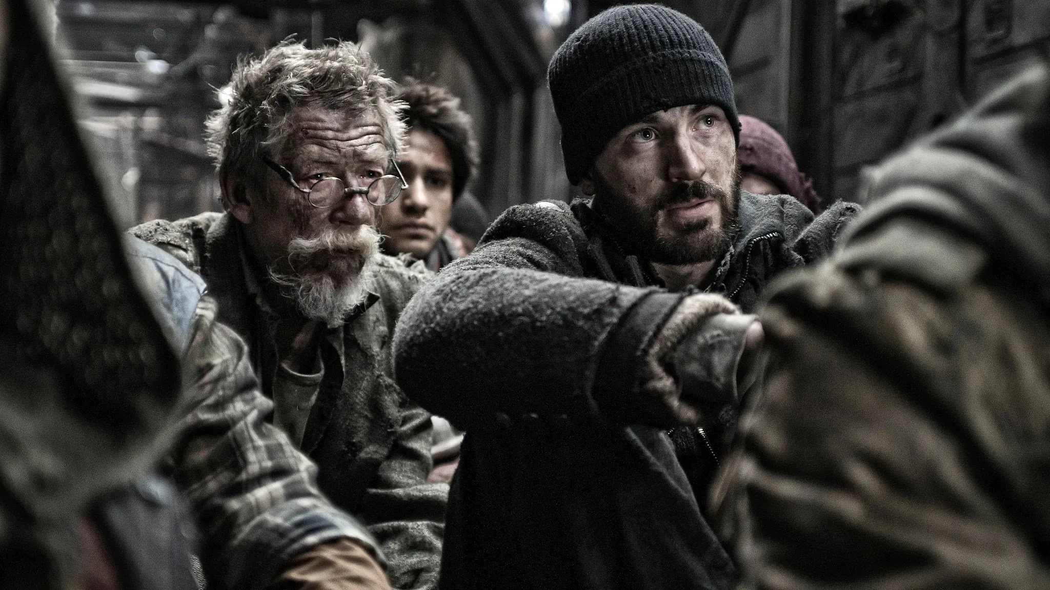 Stylish Snowpiercer Takes A Cold Look At Class Divisions
