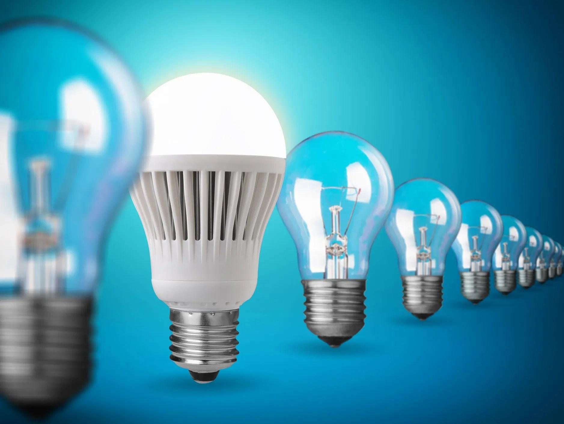 household savings led bulbs
