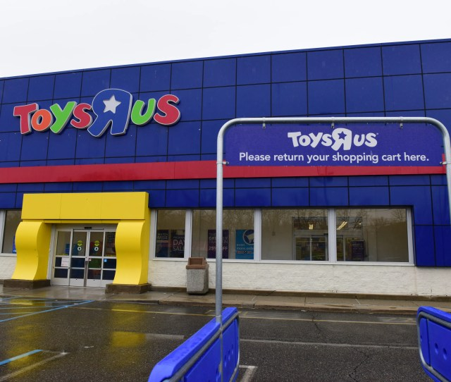 Toys R Us On Route 4 Eastbound In Paramus Photo Tariq Zehawi Northjersey Com