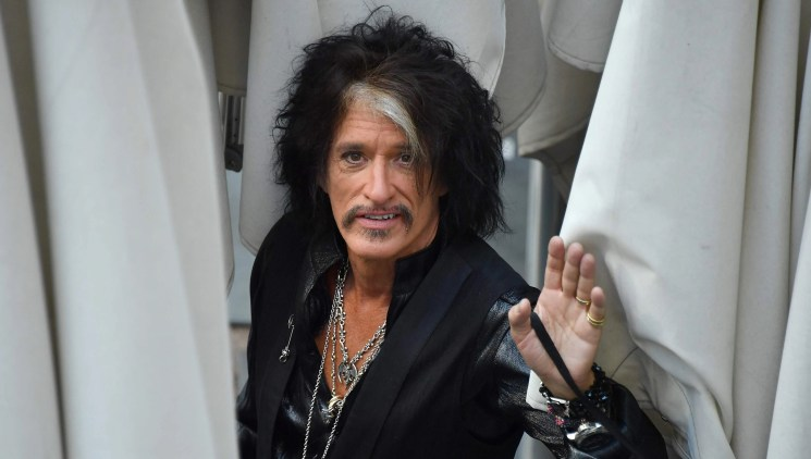 Aerosmith's Joe Perry released from hospital, is 'home and doing well'