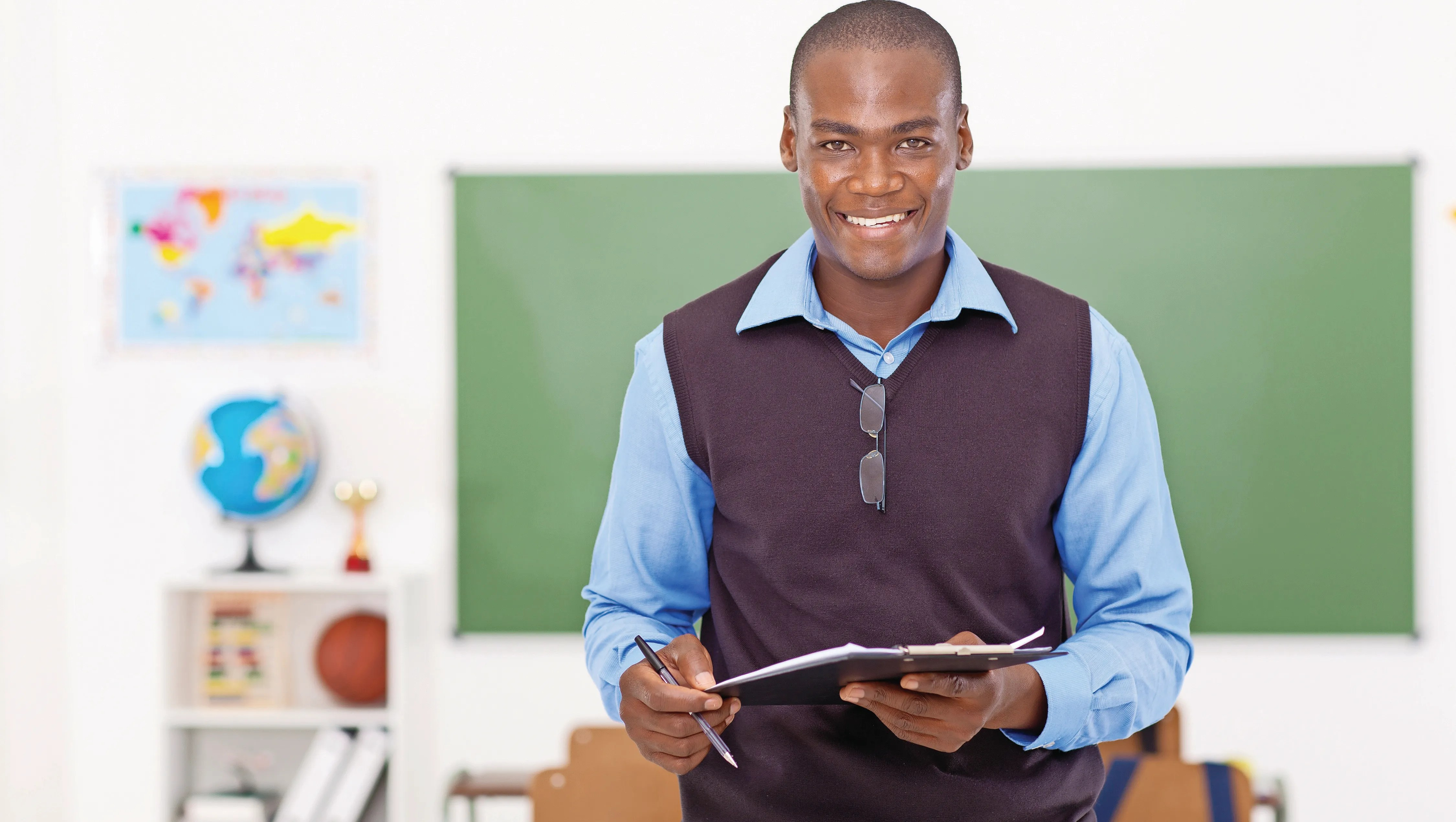 Male Teacher Shortage Affects Boys Role Models