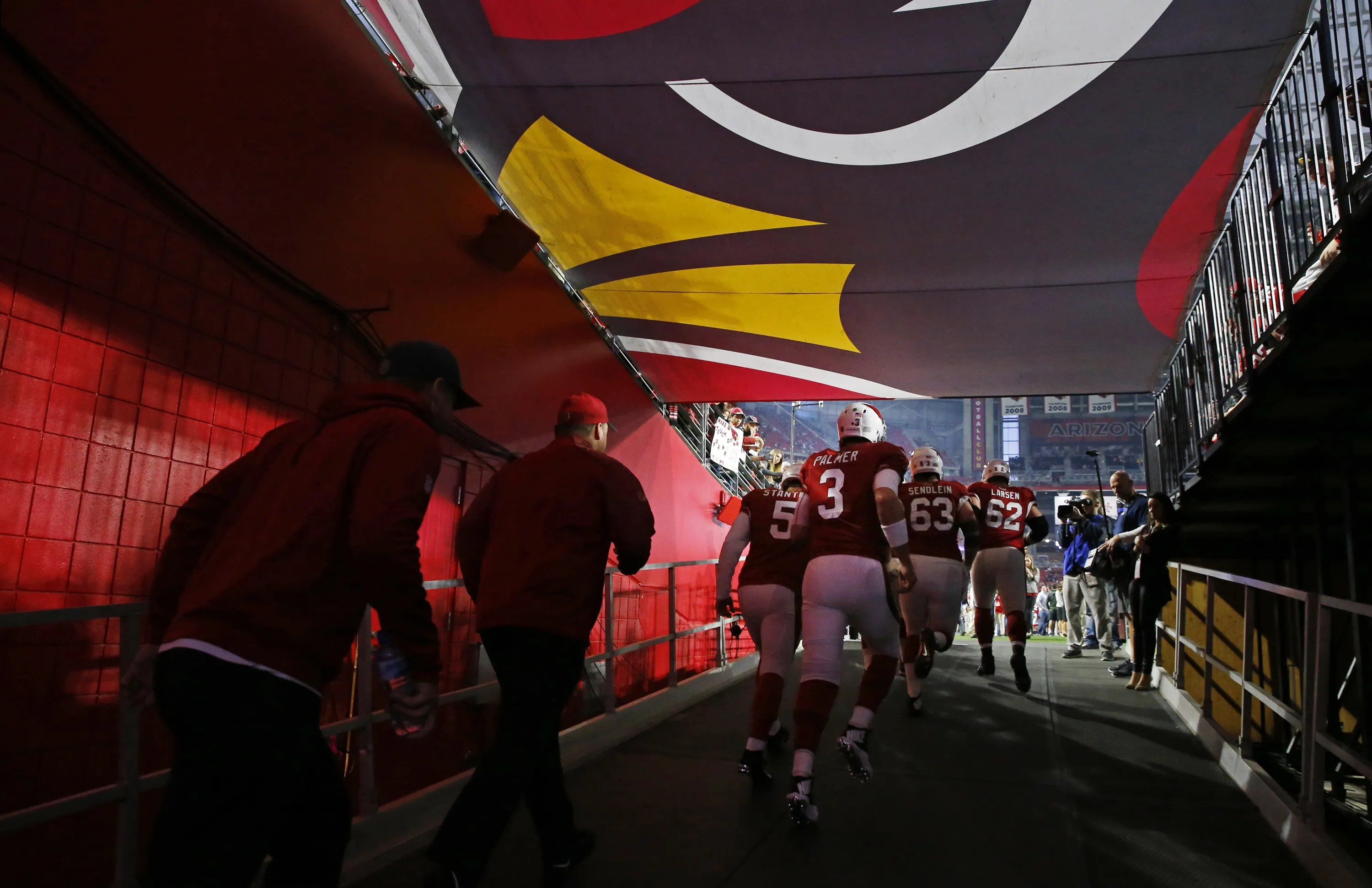 Arizona cardinals depth chart entering nfl game vs washington redskins also roster for rh azcentral