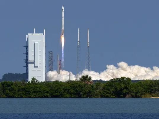 Atlas V Launch.