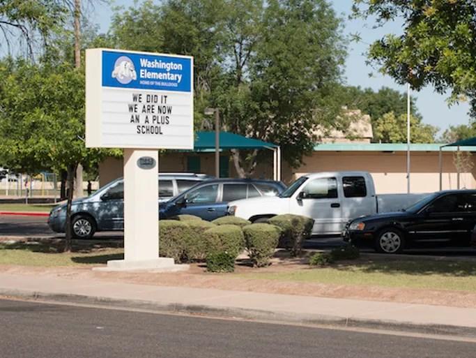 Arizona Educational Foundation names Phoenixareas best