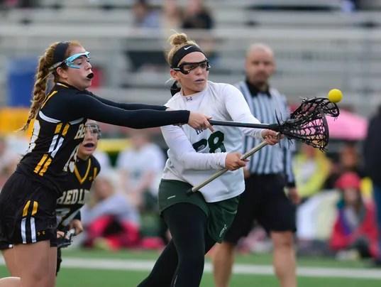 PHOTOS: Red Lion vs York Catholic in York-Adams semi-final girls' lacrosse