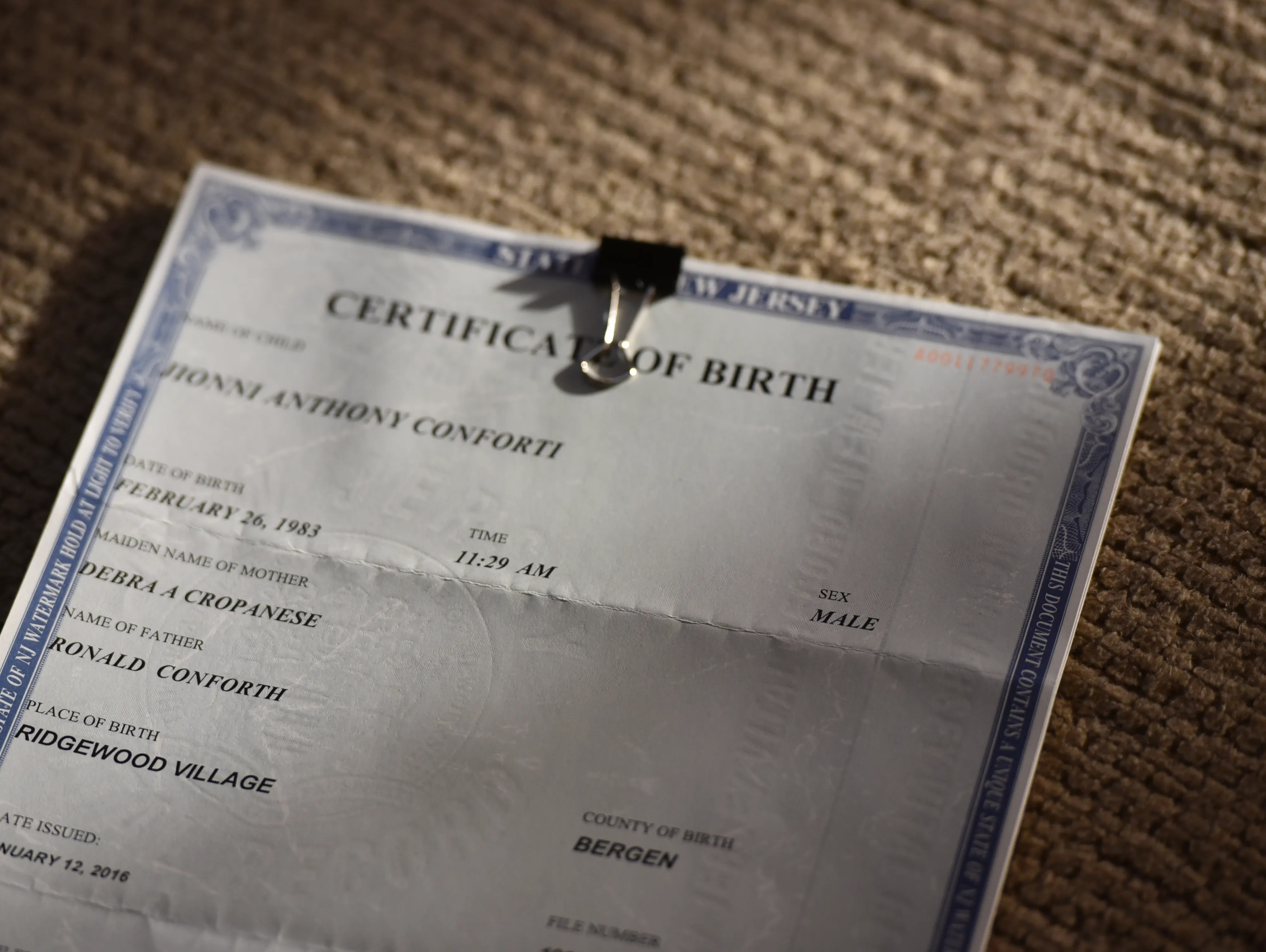 Arizona adoptee's original birth certificates are hard to come by.