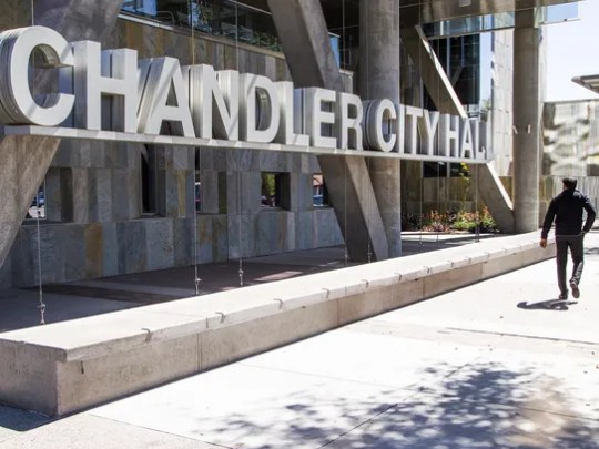 Chandler is paying more than $300,000 in settlements