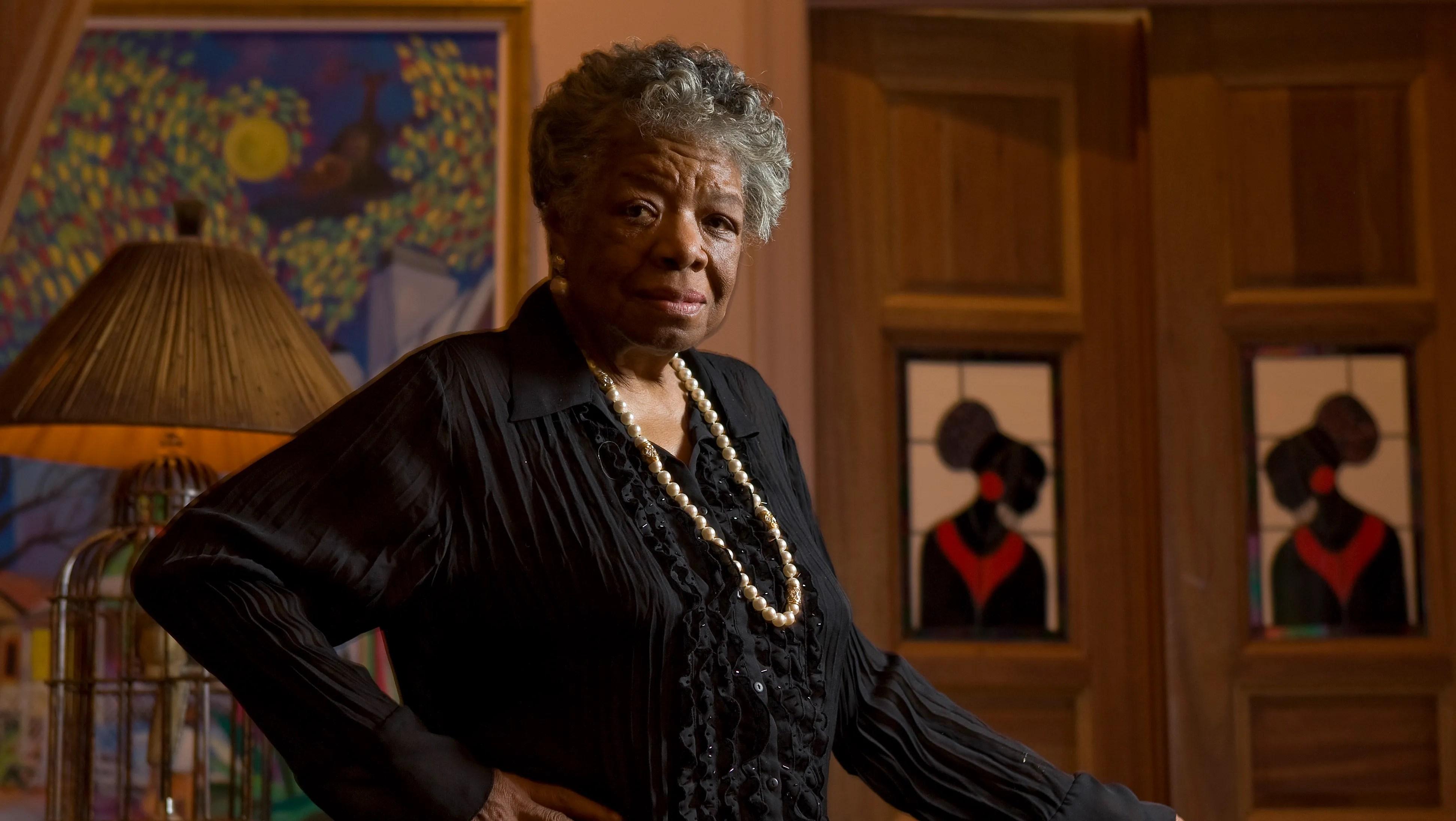 Of Maya Angelou' Quotes