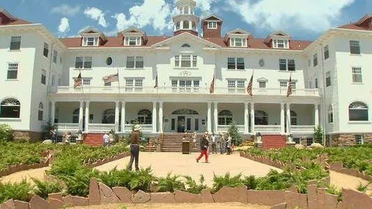 Maze Inspired Shining Opens Stanley Hotel
