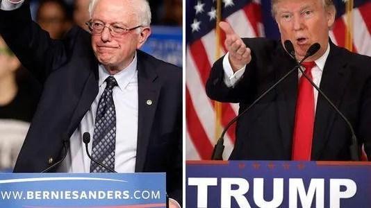 Bernie Sanders Donald Trump Coming To Fresno This Week