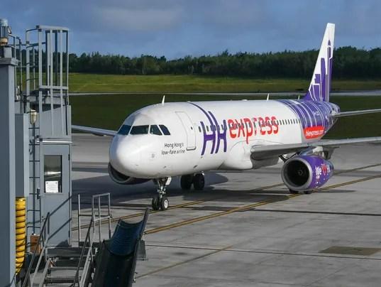 HK Express delays Guam-Nagoya flights after North Korea missile test