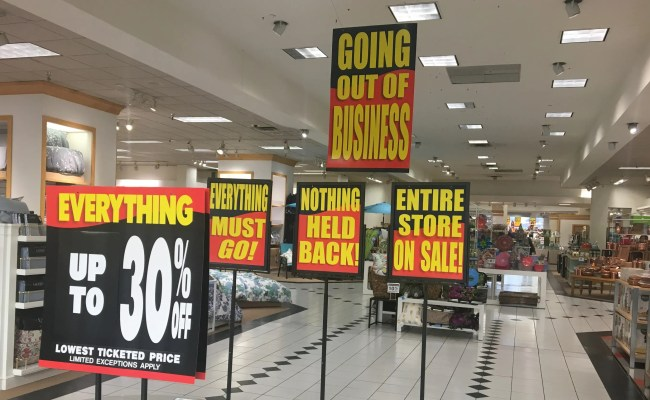 Younkers Stores Will Close By End Of August What Will