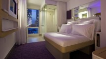 Incredible Shrinking Hotel Room