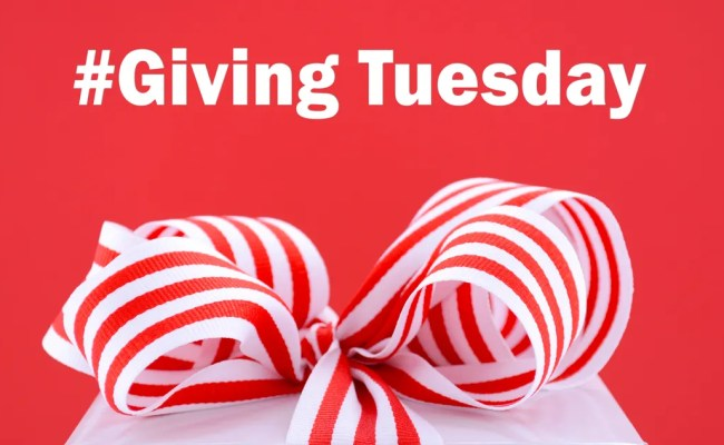 Giving Tuesday Charitable Tally Jumps 44 To Smash Record