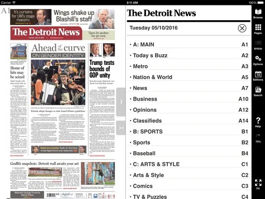 Subscribers. enjoy our new e-Edition. starting Thursday