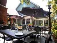 Best restaurants with outdoor seating in Broad Ripple