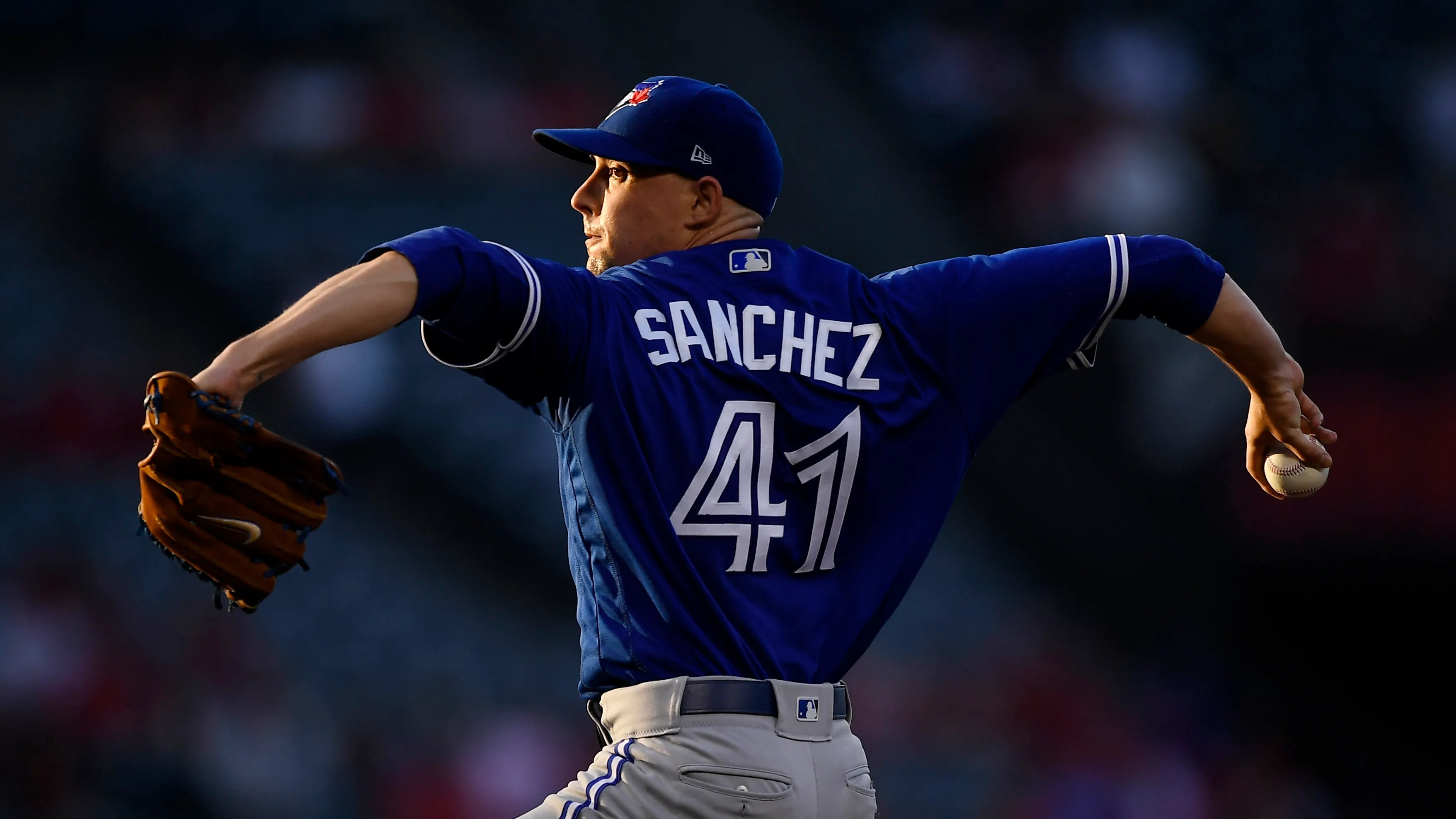 Aaron Sanchez Blue Jays