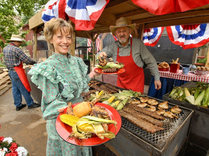 Image result for silver dollar city food