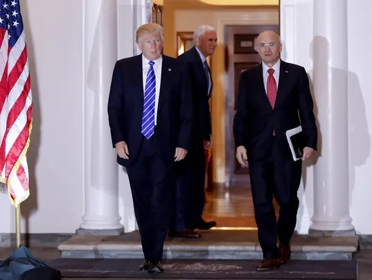 Image result for photo of andrew puzder