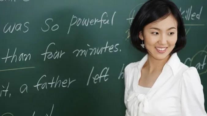 Teaching English Esl Teacher