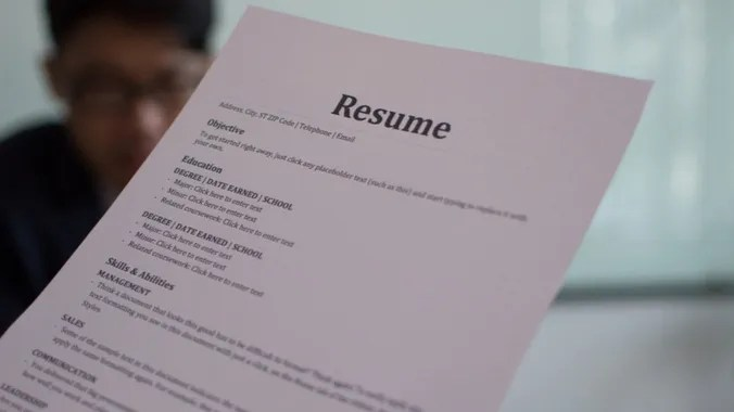 what is the difference between a resume and a cv