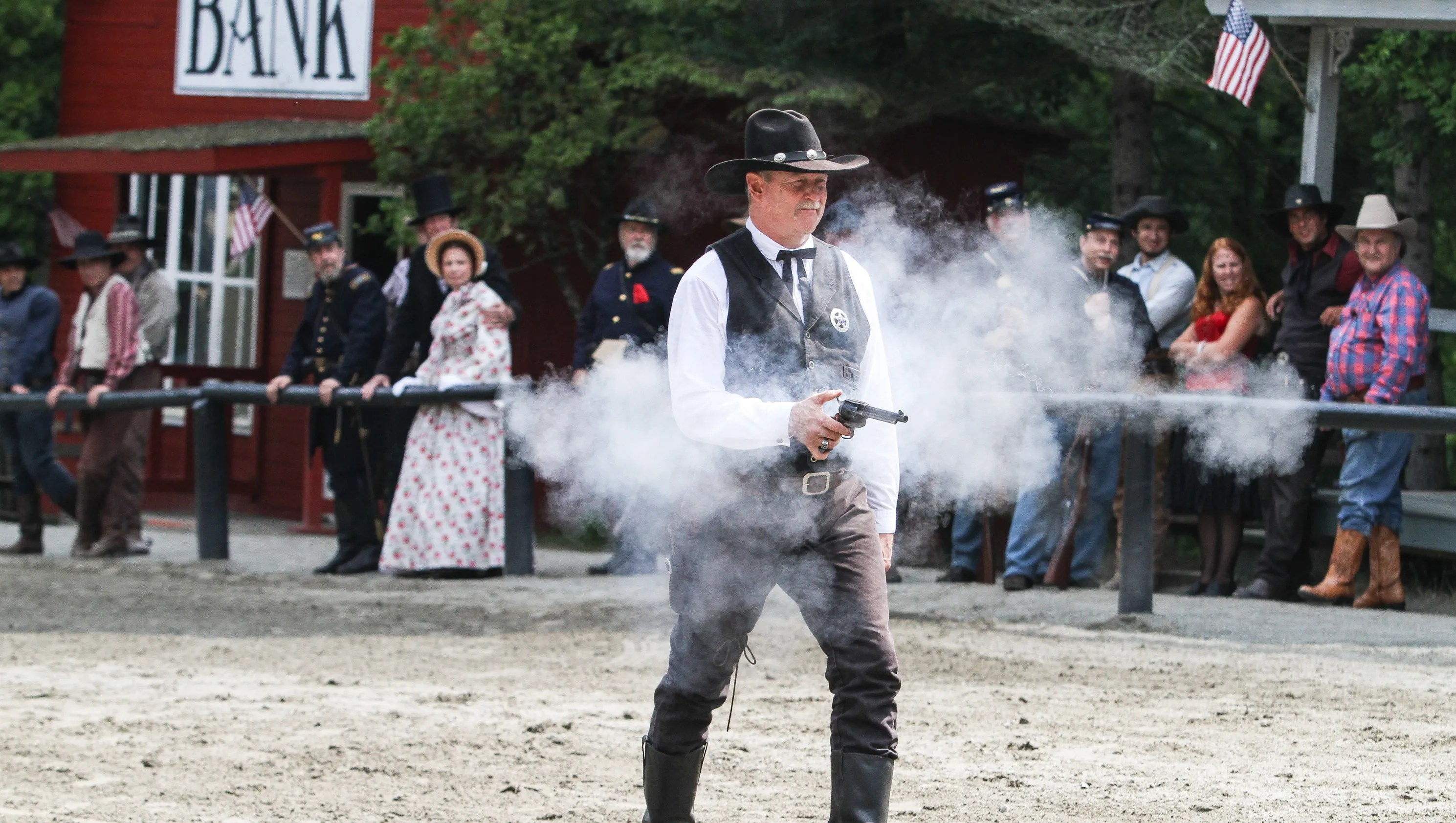 Oh Shoot You Can T Miss 60th Anniversary Of Wild West City