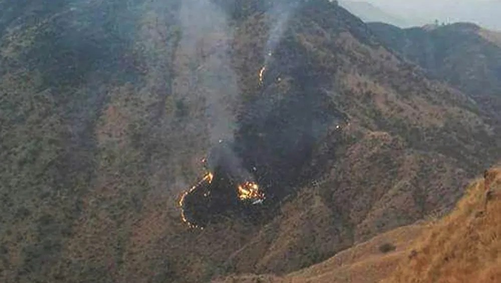 No Survivors In Pakistan Commercial Plane Crash With 48 Aboard