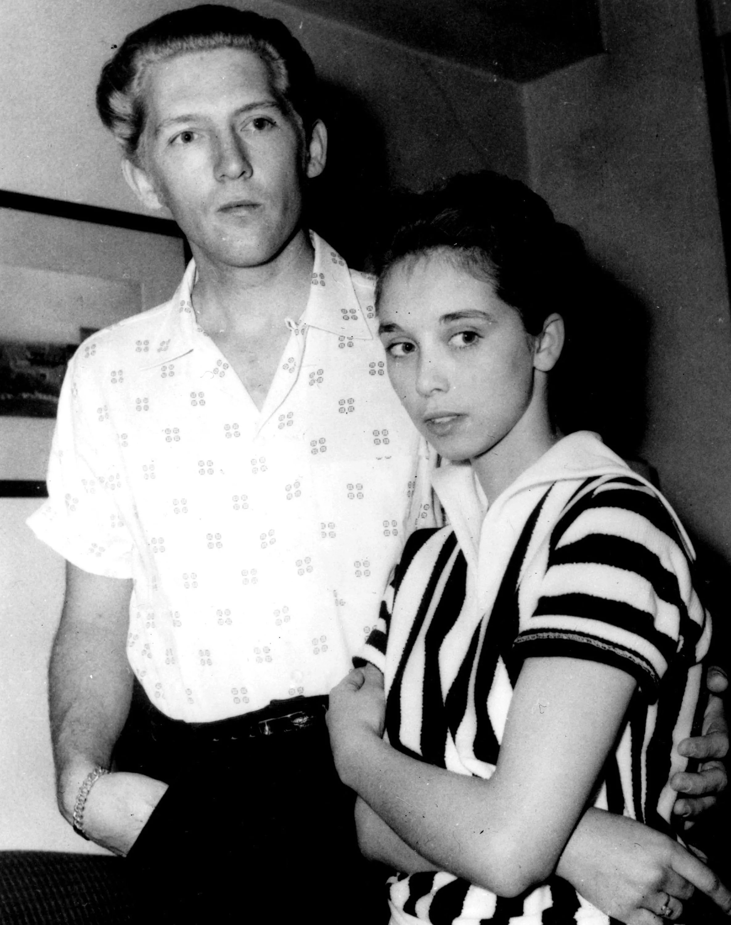 Jerry Lee Lewis x chuck berry
