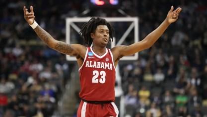 Alabama basketball's John Petty Jr. balances basketball, parenthood