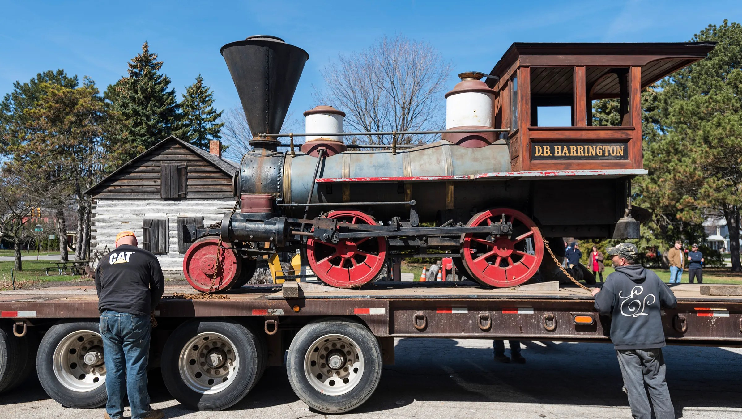 Porter Steam Locomotive For Sale