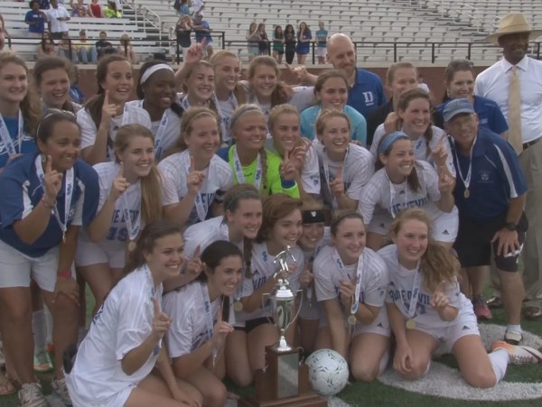 Dreher Captures 3a Girls Soccer State Championship Usa