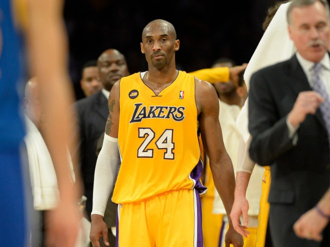 bbbb4024493 The Lakers gave Kobe Bryant a 4.87 carat diamond retirement ring ...