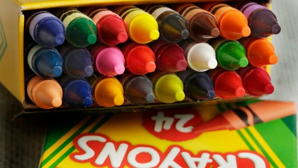 Crayola Two Clues Dandelion Crayon Replacement
