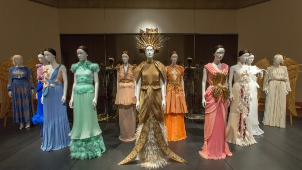 Catholicism Meets Fashion Met' 'heavenly Bodies