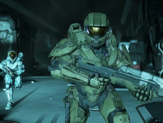 Microsofts Latest Halo Video Game Aims To Power Up Xbox One System