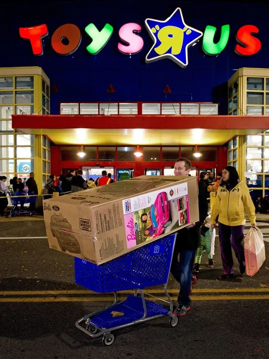 Toys R Us Puts Pokemon On Hot Toy List For Holidays