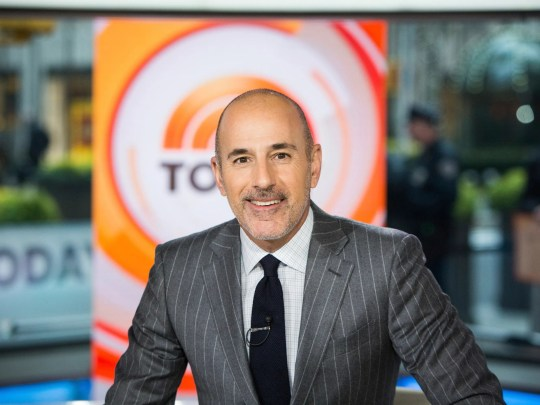 """""""Today"""" show anchors addressed a new report Wednesday morning that details rape allegations against ex-""""Today"""" anchor Matt Lauer."""